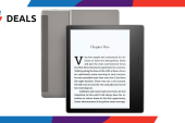 Love books? There's £60 off the Kindle Oasis this Black Friday