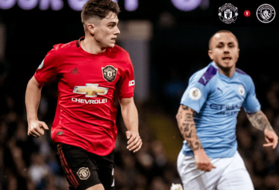How to watch Man United vs Man City in the Manchester Derby live online