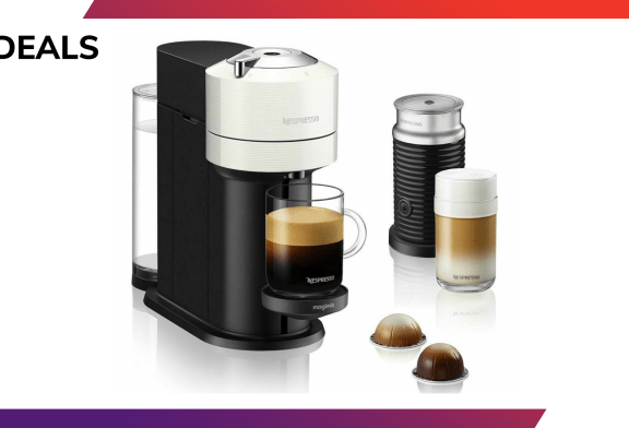 Beat back the cold with this super-hot Nespresso coffee machine deal