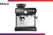 Sage The Barista Express coffee machine is back to its Black Friday price