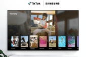 Samsung's going to create 'fresh' TV experiences with TikTok, here's how