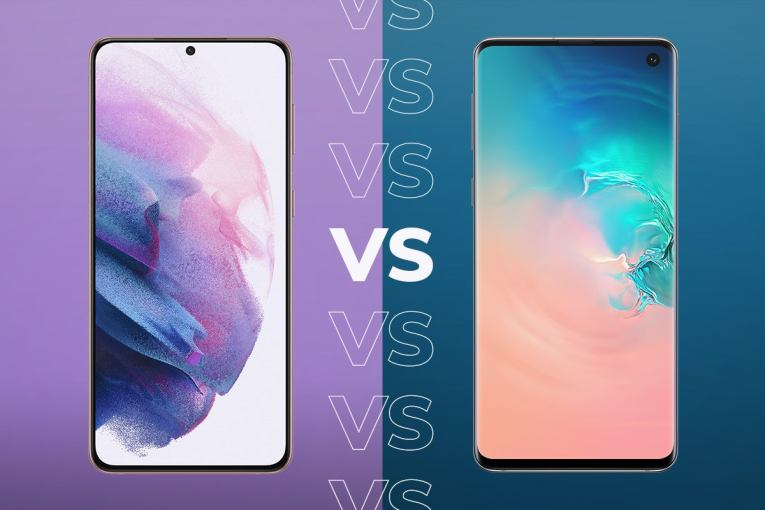 Samsung Galaxy S21 vs Samsung Galaxy S10: What is the difference?