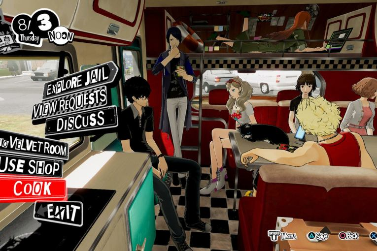 Persona Strikers 5 reminds us of the friendships we lost in the pandemic