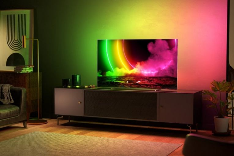 Trip the Ambilight fantastic with Philips' 2021 OLED range