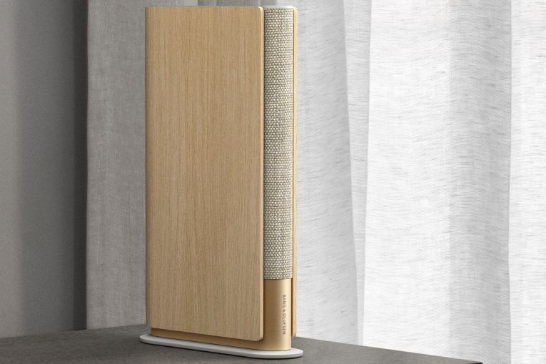 B&O's Beosound Emerge is a wireless speaker with literary ambitions