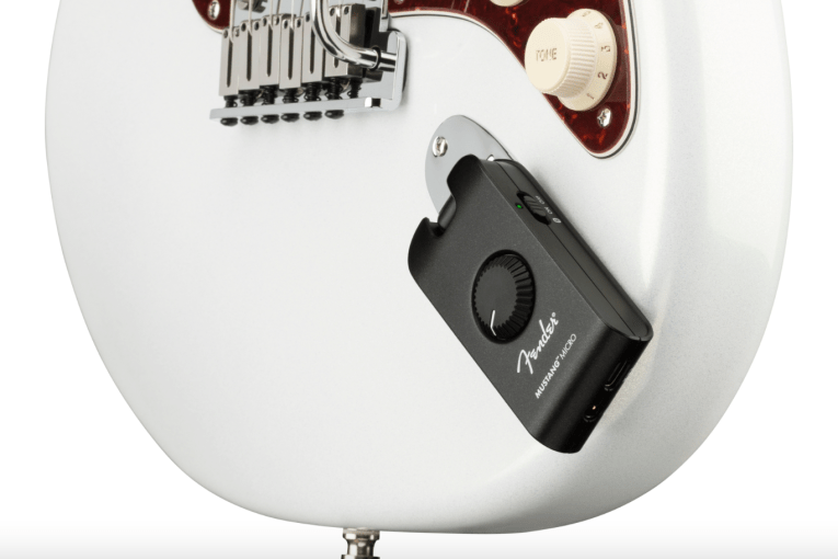 Fender Mustang Micro guitar amp looks perfect for lockdown riffs and beyond