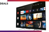 Nab a QLED 4K TV for under £430 while stocks last