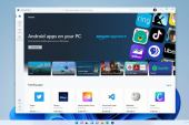 Android apps coming to Windows 11 via Amazon appstore