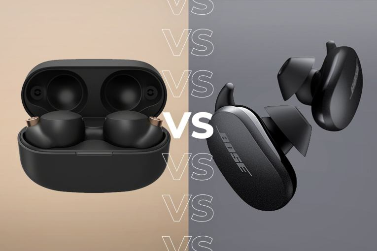 Sony WF-1000XM4 vs Bose QuietComfort Earbuds: Which is best?
