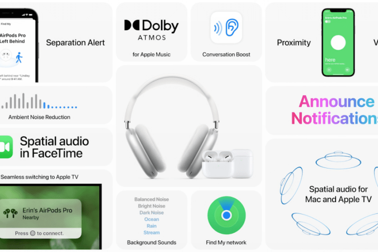 Spatial Audio with Dolby Atmos available on Apple Music right now
