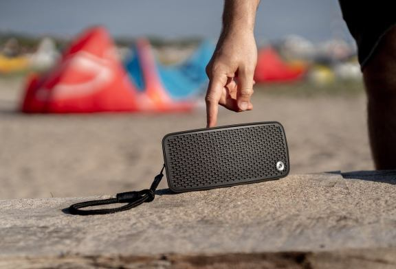Audio Pro's P5 is a compact, portable wireless speaker