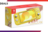 Argos is now selling the Nintendo Switch Lite for just £149.99