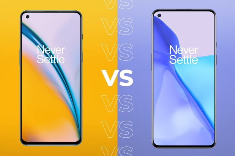 OnePlus Nord 2 vs OnePlus 9: What's the difference?
