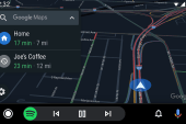 Google Maps in Android Auto is no longer anti-British