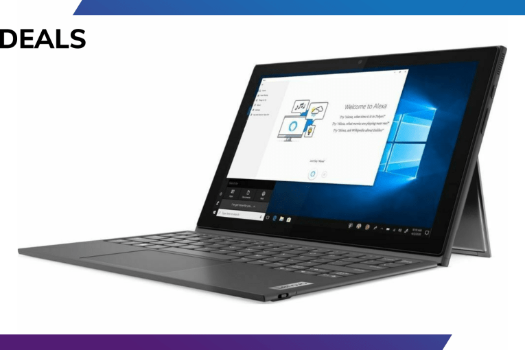 Calling all students, Lenovo's affordable 2-in-1 laptop just got even cheaper