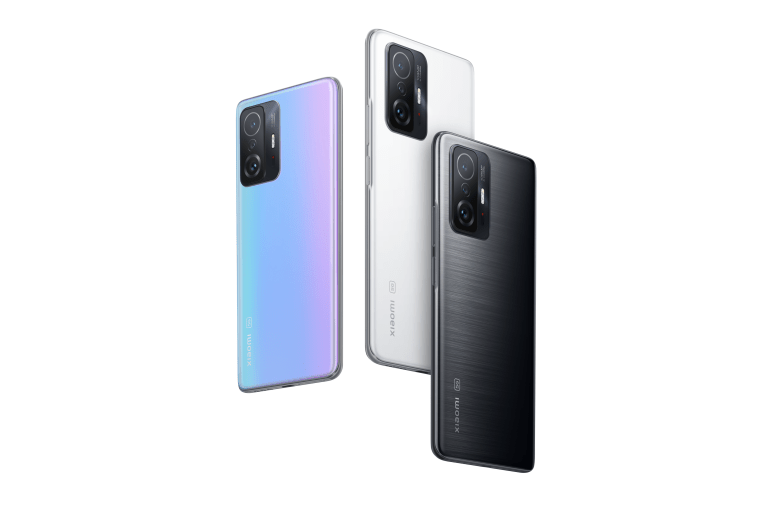 Xiaomi has officially unveiled the 11T Pro, the 11T and the 11 Lite 5G NE