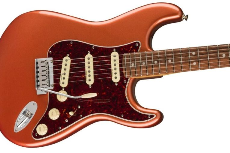Fender launches Player Plus series of guitars