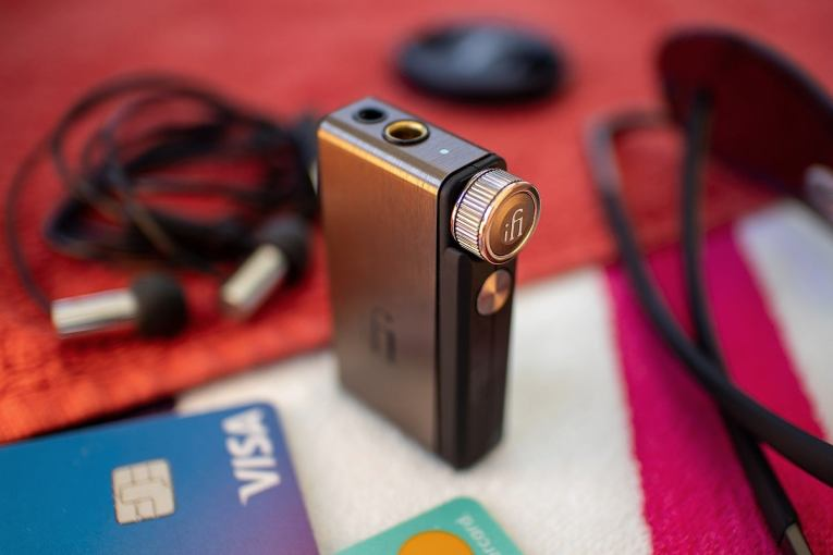 iFi Audio's pocket-sized GO blu boosts audio on your travels