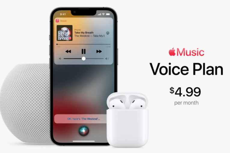 What is Apple Music Voice Plan?
