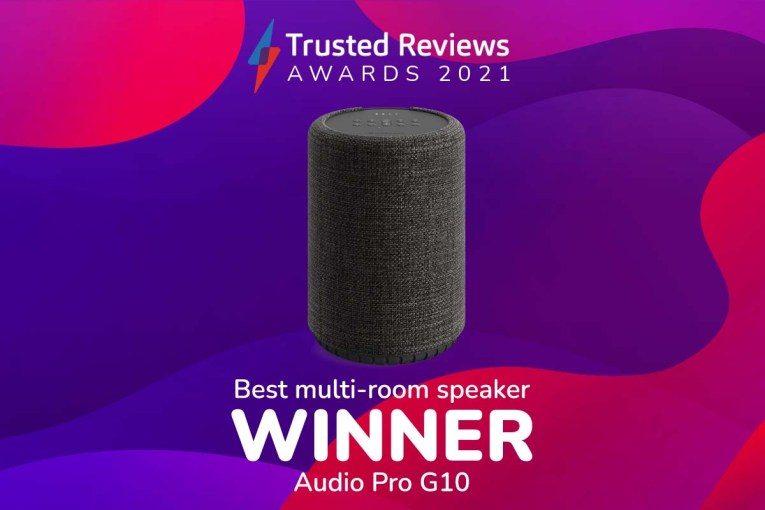 Trusted Reviews Awards 2021: The Audio Pro G10 wins Best Multi-Room Speaker