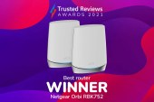 Trusted Reviews Awards 2021: The Netgear Orbi RBK752 wins Best Router