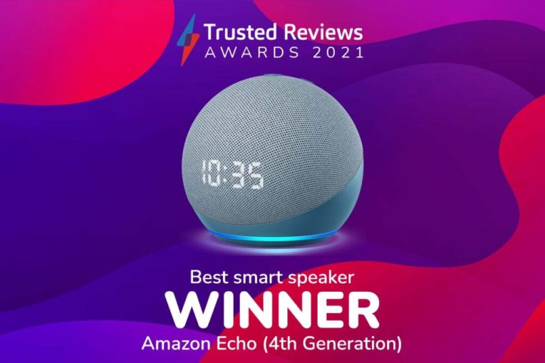 Trusted Reviews Awards 2021: The Amazon Echo (4th Generation) wins Best Smart Speaker