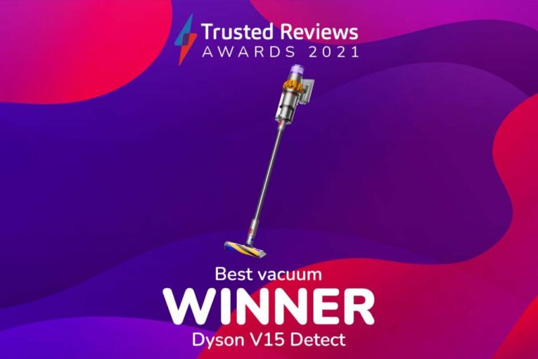 Trusted Reviews Awards 2021: The Dyson V15 Detect wins Best Vacuum