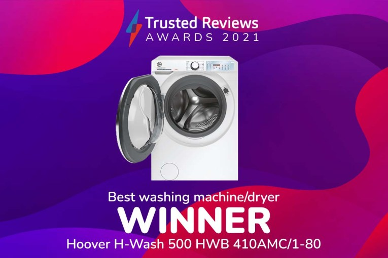 Trusted Reviews Awards 2021: The Hoover H-Wash 500 wins Best Washing Machine/Dryer