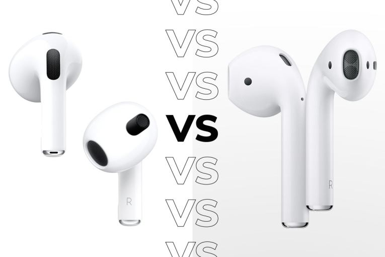 AirPods 3 vs AirPods (2019): What's the difference?