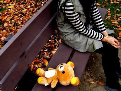 alone girls facebook display pictures with teddy