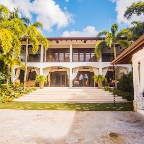 Casa de Campo, 7 Bedrooms Bedrooms, ,6.5 BathroomsBathrooms,Villa,For Rent,Casa de Campo,1010