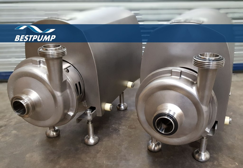 Brewery pumps centrifugal stainless steel