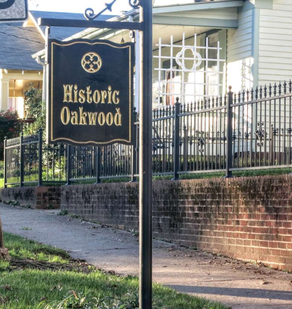 Historic Oakwood, Best Raleigh Neighborhoods, Downtown Raleigh, North Central Raleigh Neighborhood, Capital District