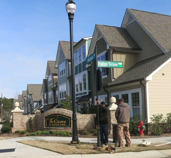 The Grove at Fallon Park. MI Homes, Best Raleigh Neighborhoods, Inside the Beltline, Five Points