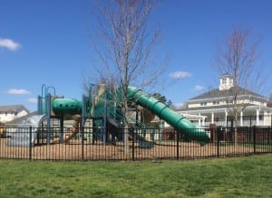 Bedford, Playground at Pool, Best Raleigh Neighborhoods, North Raleigh, Bedford at Falls River