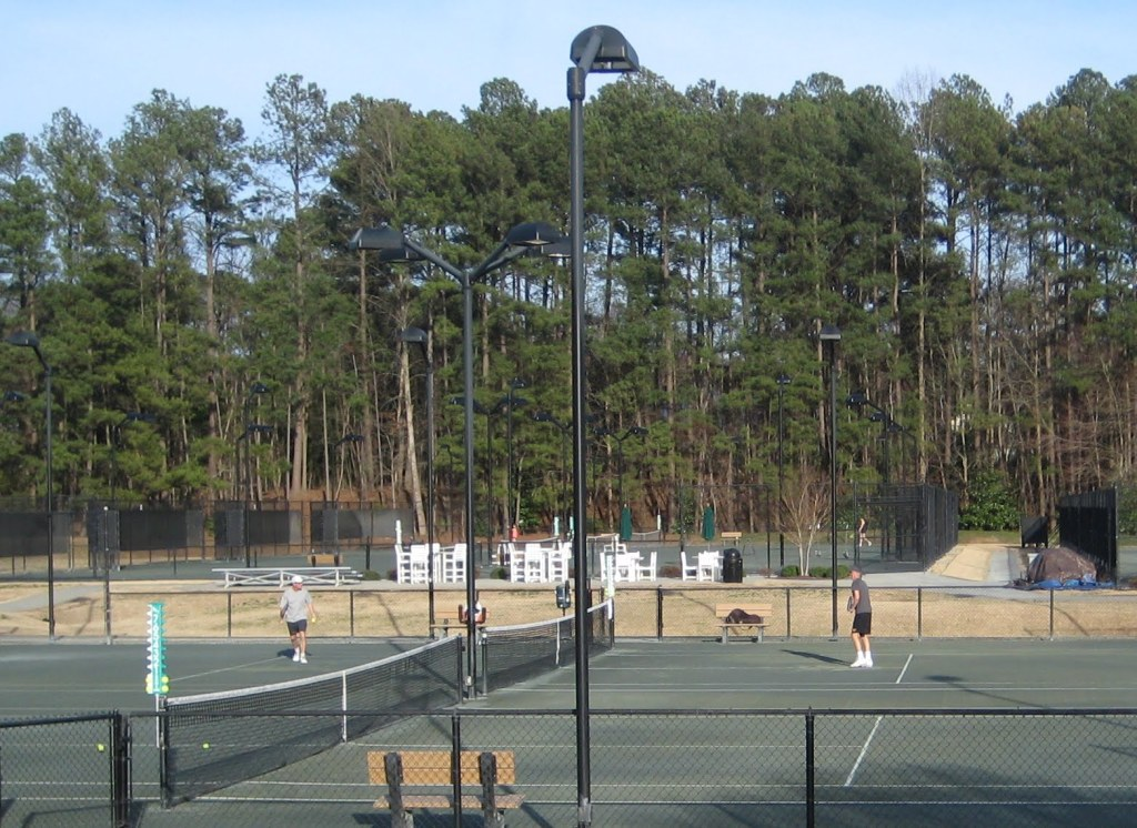 North Hills Club Tennis, North Hills Club, Best Raleigh Neighborhoods, Midtown, North Hills
