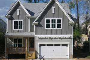 New Home at 805 Edmund Street, Mordecai Area, Best Raleigh Neighborhoods, Inside the Beltline, Mordecai