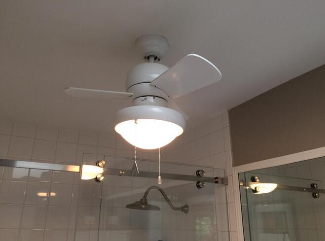 4 Worth Buying Best Bathroom Ceiling Fan To Ventilate