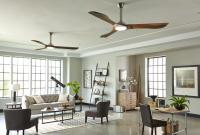 Selecting Best Ceiling Fan Fit Your Living Room & Large Room