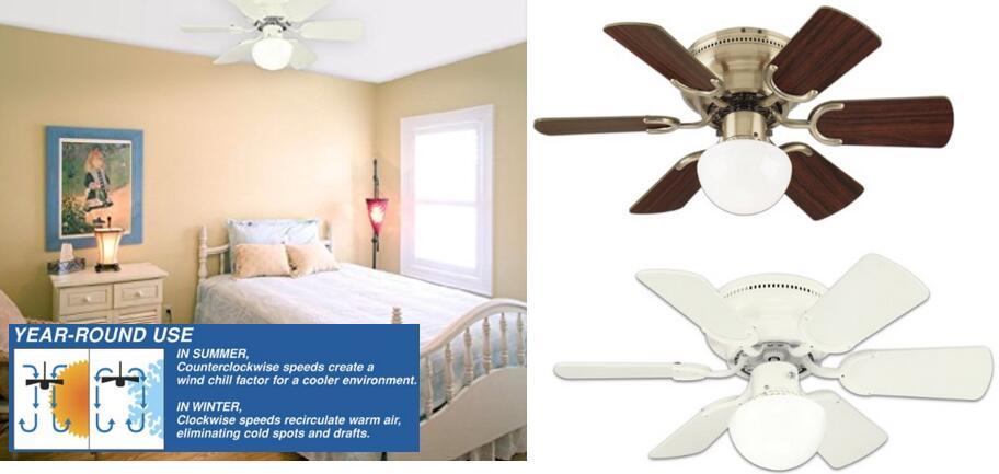 Best Ceiling Fans For Bedrooms Novocom Top