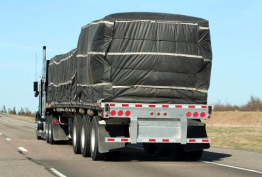 flat deck trucking company canada
