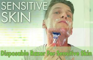Disposable Razor For Sensitive Skin