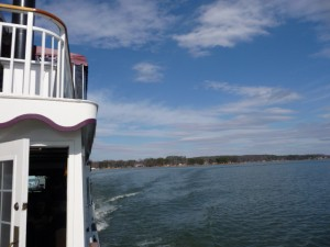 Catawba Queen on Lake Norman