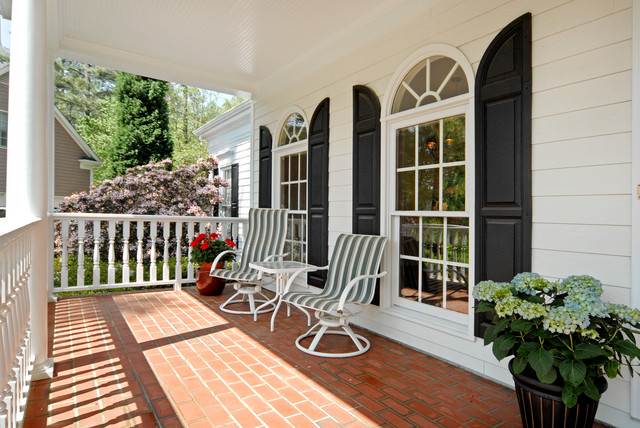 Lake Norman real estate rocking chair front porch
