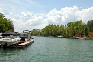Pretty Lake Norman Cove