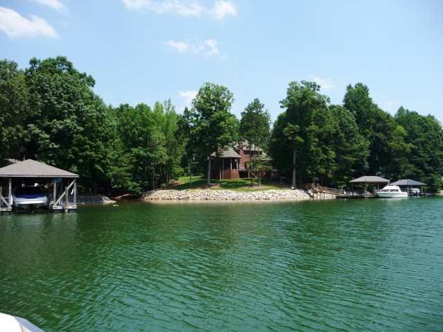 Lake Norman waterfront homes
