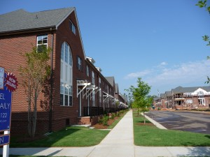 Lake Norman townhomes