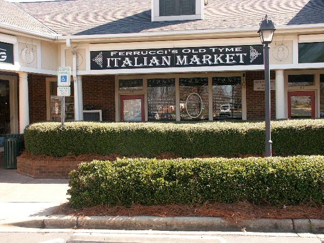 Lake Norman's Ferrucci's Italian Market