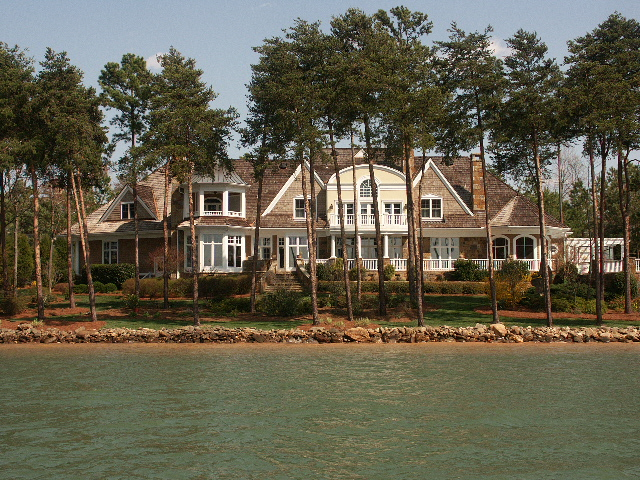 Waterfront Estate at The Point Lake Norman