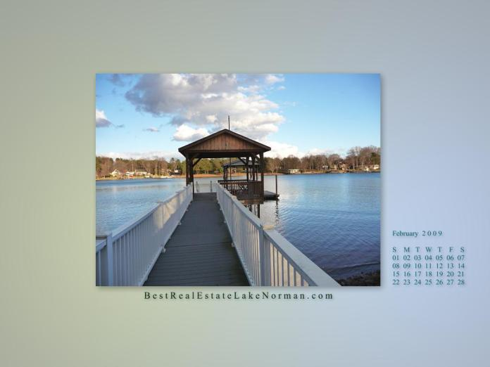 Lake Norman Waterfront Home and Dock